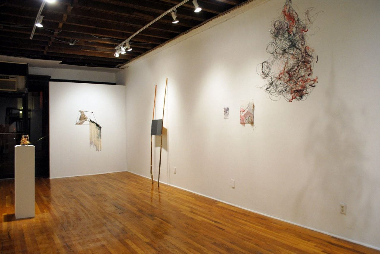 Almost   Installation view, Almost, 2010