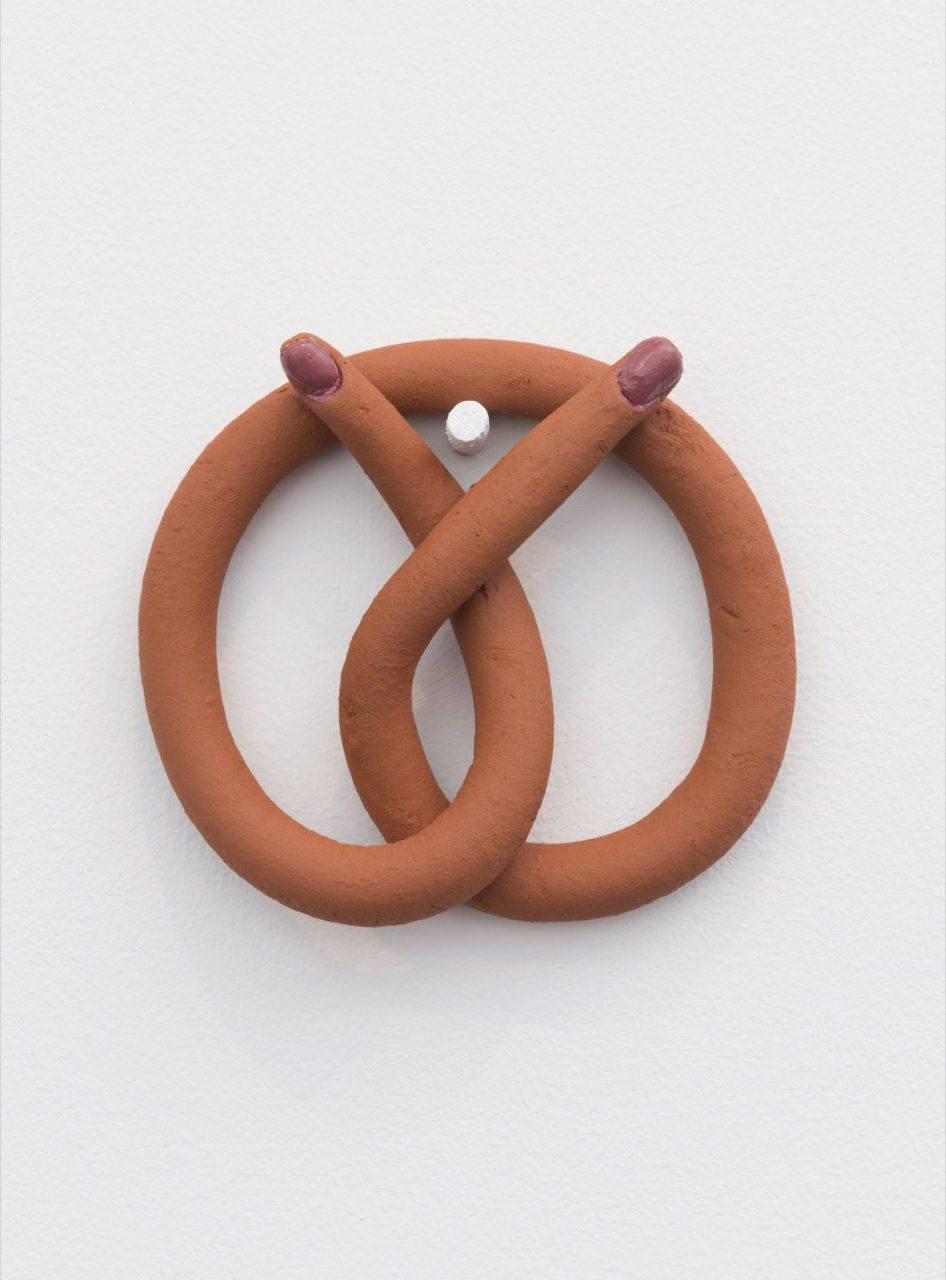 The Skin I Live In | Finger Pretzel XI, 2015