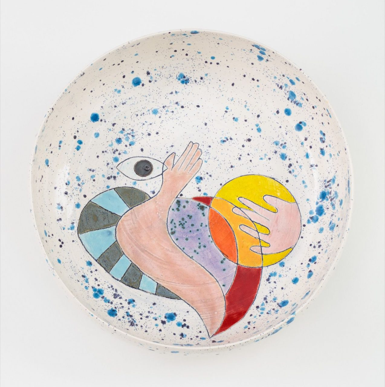 IS | Large Bowl (White), 2016