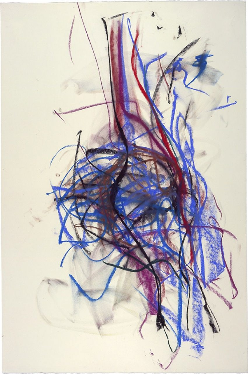 Elaine, Let's Get the Hell Out of Here | Joan Mitchell