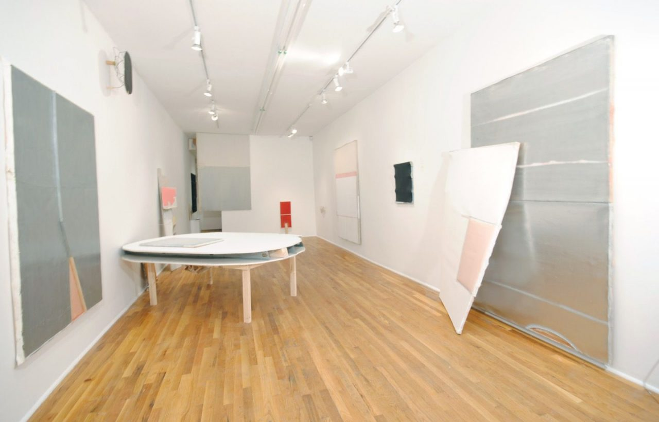 Woodshedding | Installation view, Woodshedding, 2010