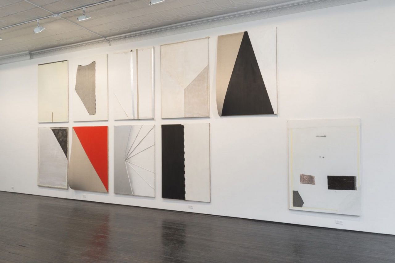 Jim Lee and The Cream Tones | Installation view, Jim Lee and the Cream Tones, 2015