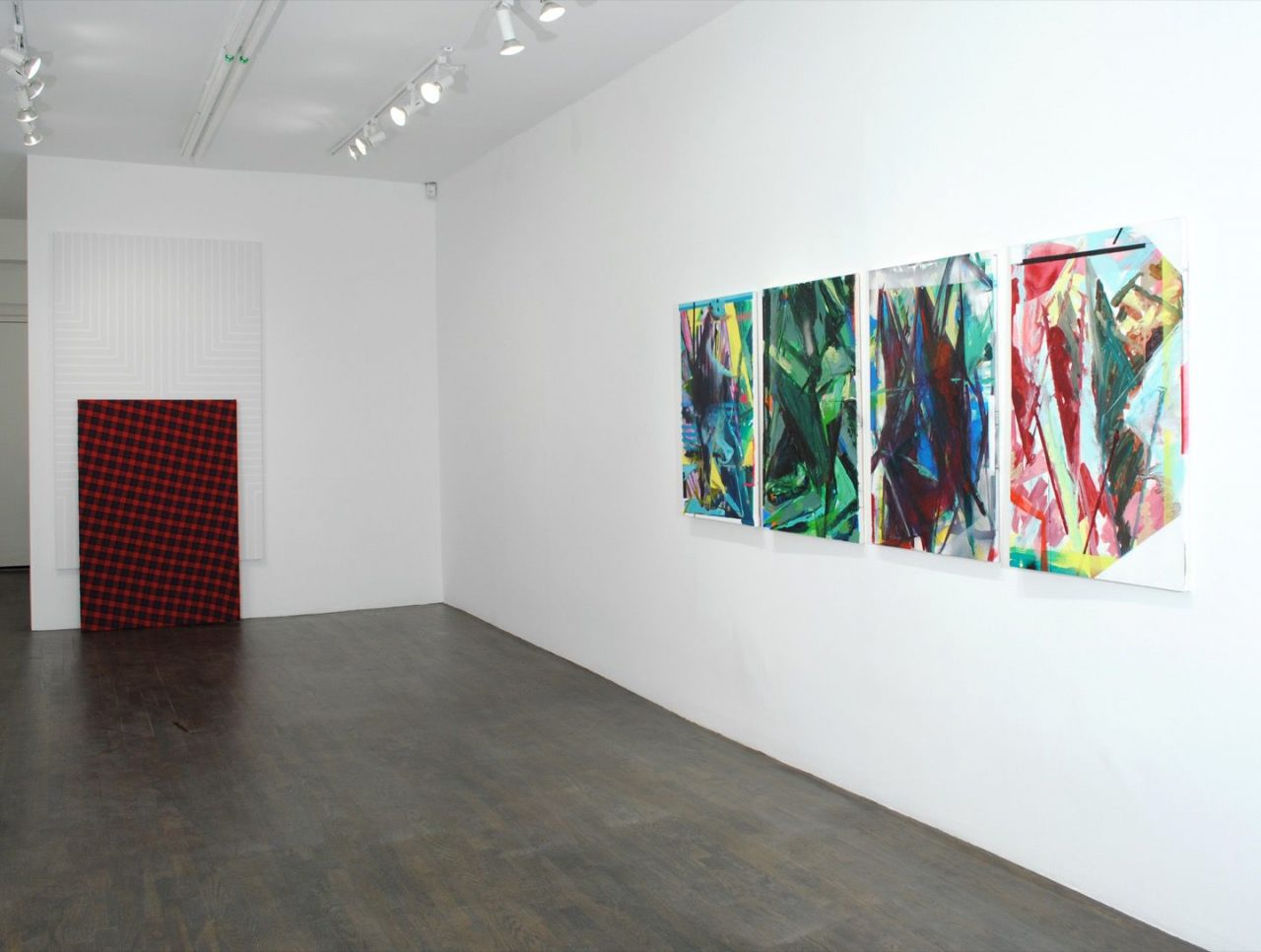 Eyes Wide Shut | Installation view, EYES WIDE SHUT, 2011