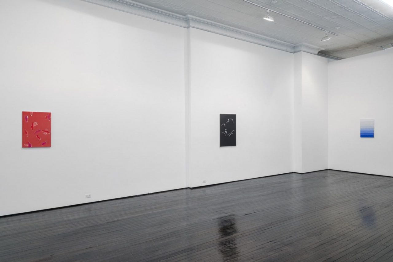 U include the, wall between and you | Installation view, U include the, wall between and you, 2015
