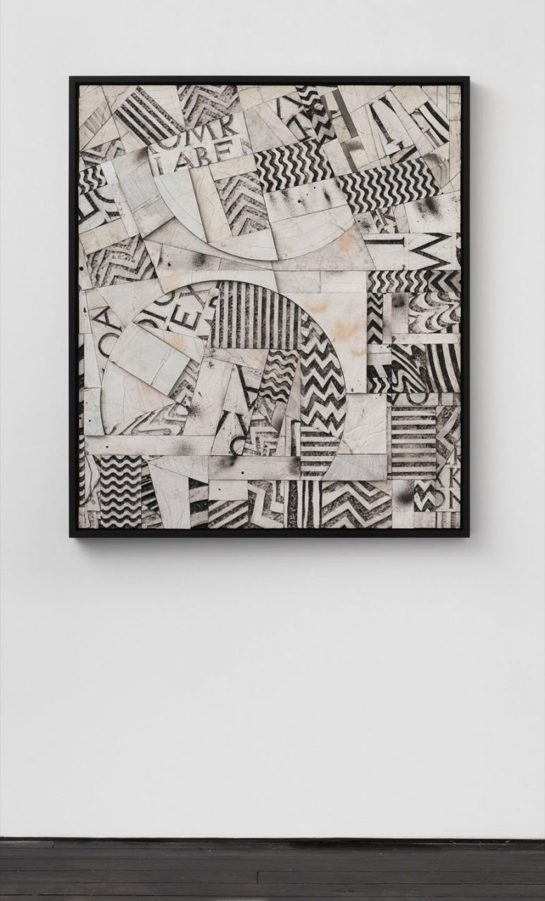 Figures, Fragments and Open Form | Two Curves, 2015