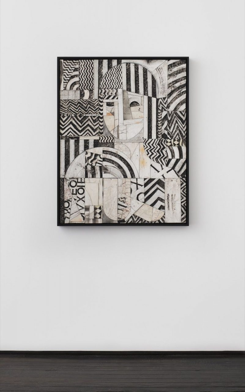 Figures, Fragments and Open Form | Stripes and Arche, 2015