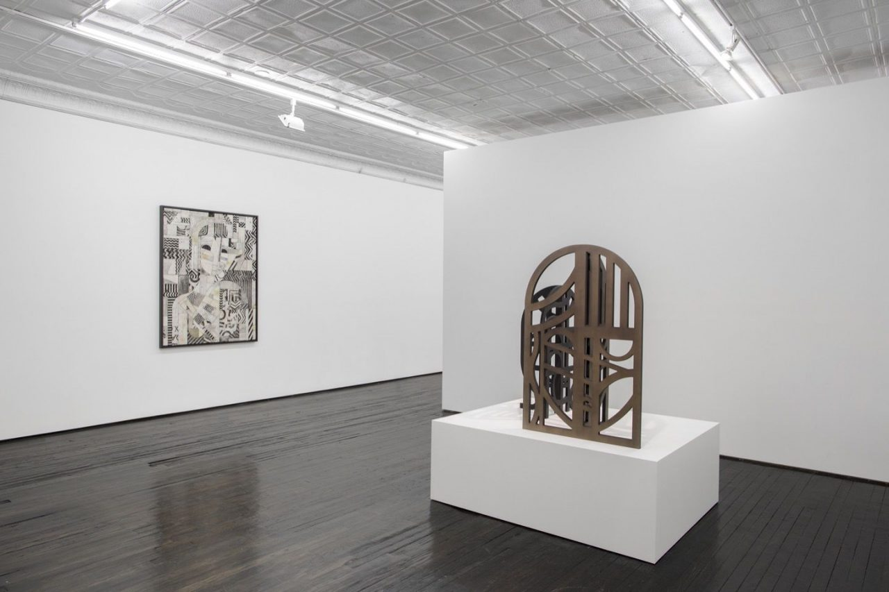 Figures, Fragments and Open Form | Installation view Figures, Fragments, and Open Form, 2015