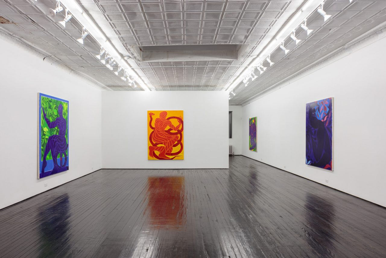 Flash of the Spirit   Installation view of <i>Flash of the Spirit</i>, 2017