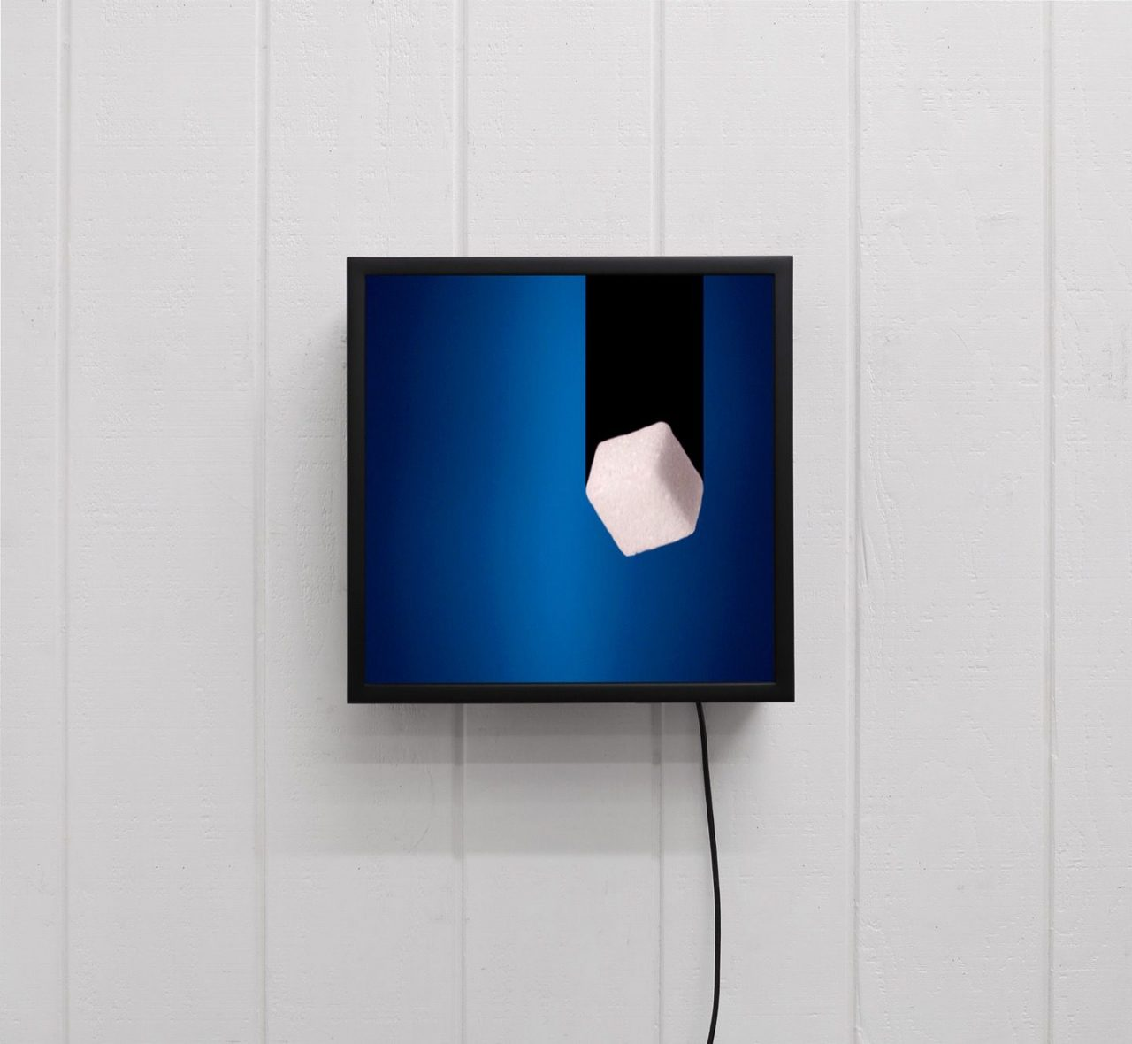 Out-Of-Place Artifacts | Additive (sugar cubes), 2015