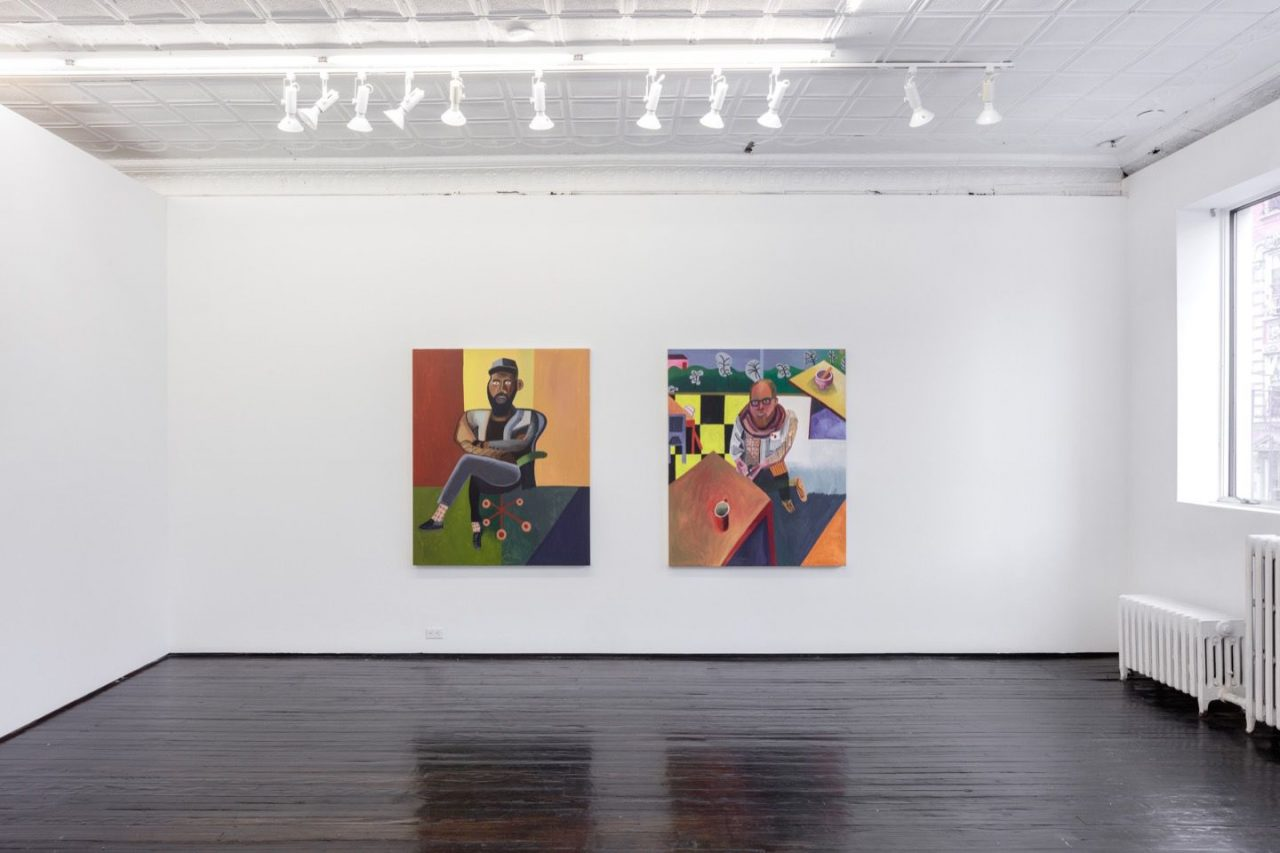 Flat Top | Installation view of <i>Flat Top</i>, 2017