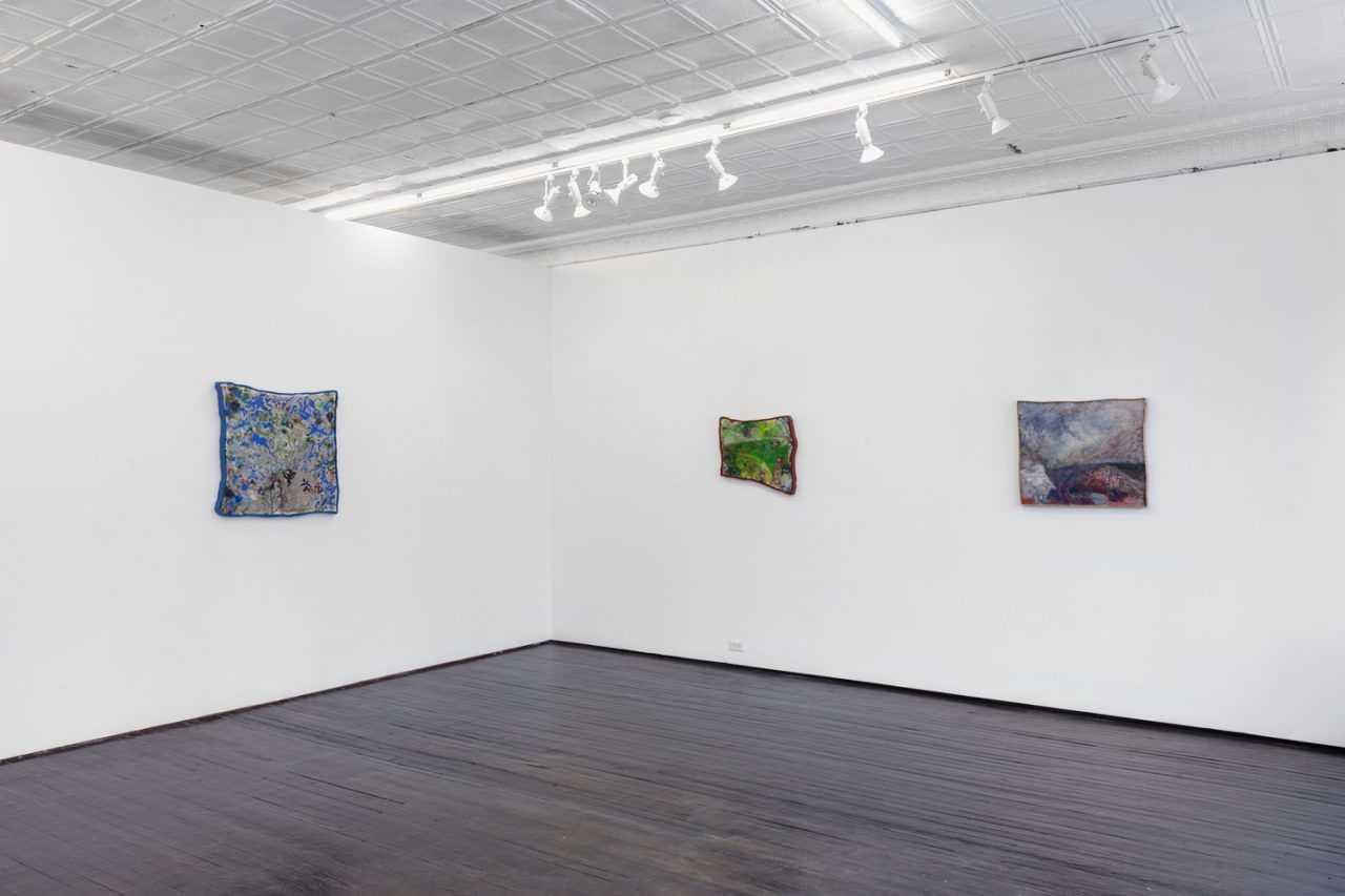 Luck in the Valley | Installation view of<i>Luck in the Valley</i>, 2018