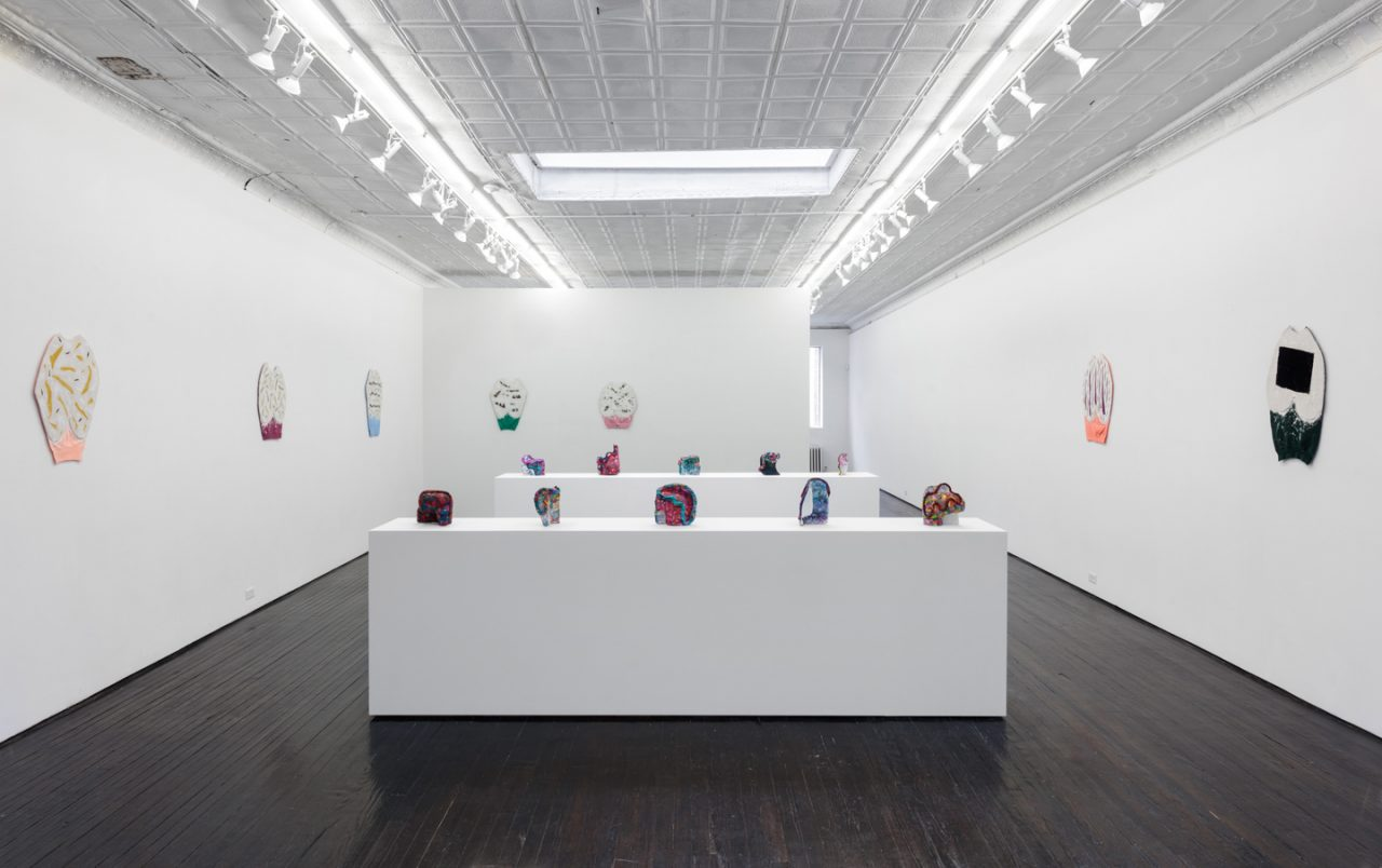Lately Like a Hummingbird | Installation view of <i>Lately Like a Hummingbird</i>, 2018