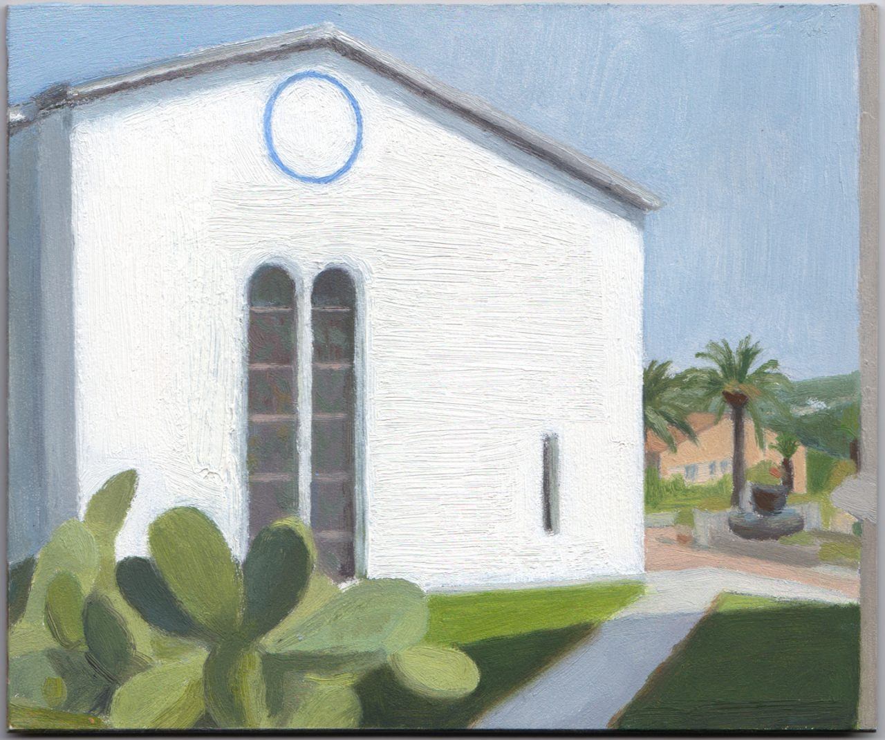 Eleanor Ray | Matisse Chapel, Vence, 2015