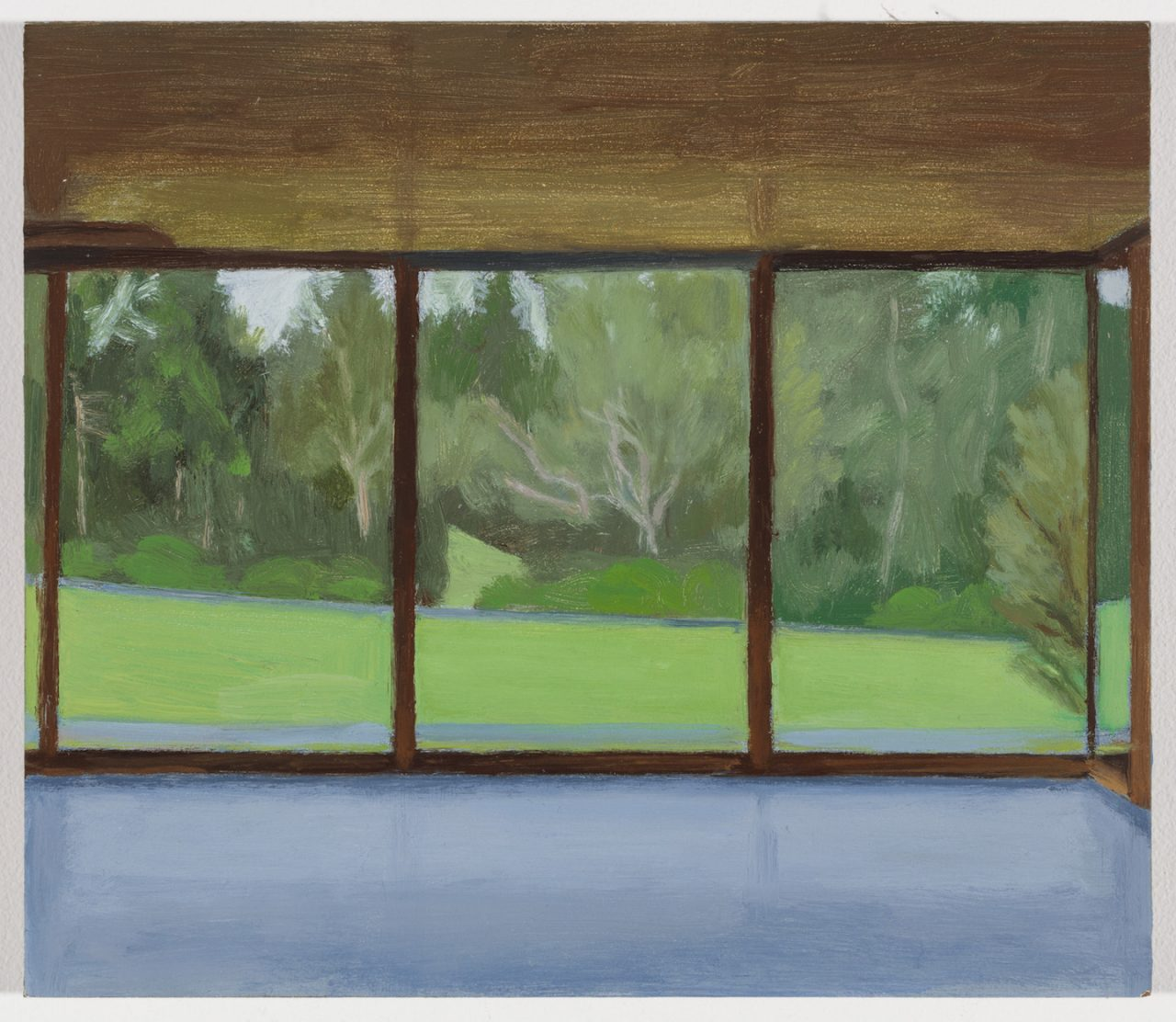 Eleanor Ray | Museum Windows, 2016