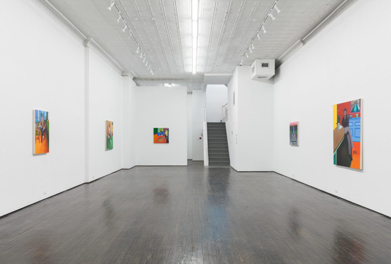 Personal Space | Installation view, Alex Bradley Cohen, <i>Personal Space</i>, 2019