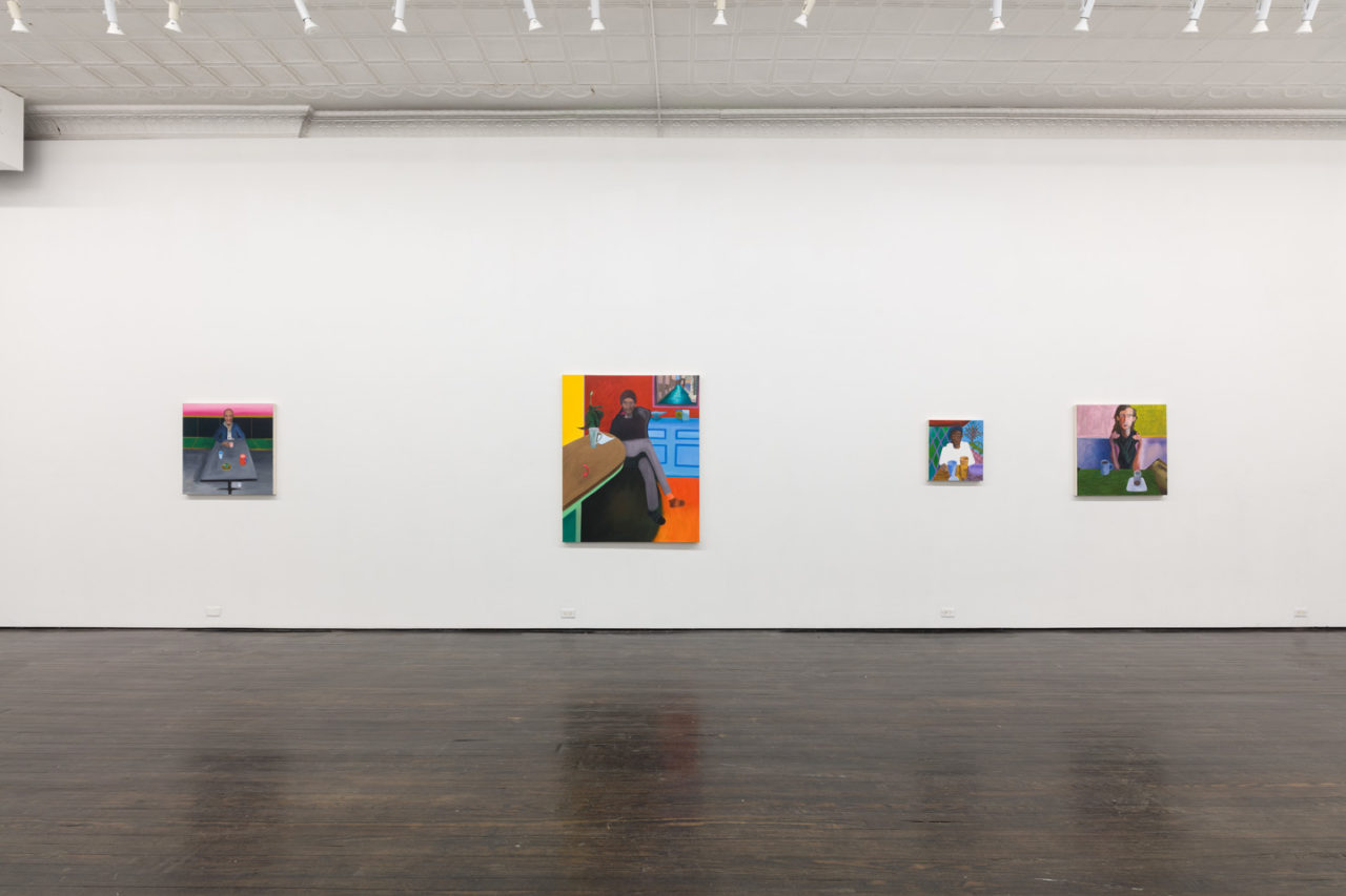 Personal Space   Installation view, Alex Bradley Cohen, <i>Personal Space</i>, 2019