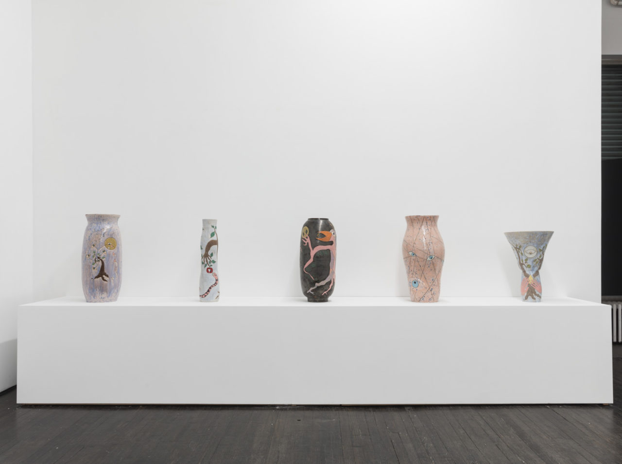 Earth/Heaven<br>Heaven/Earth | Installation view, <i>Earth/Heaven Heaven/Earth</i>, 2020
