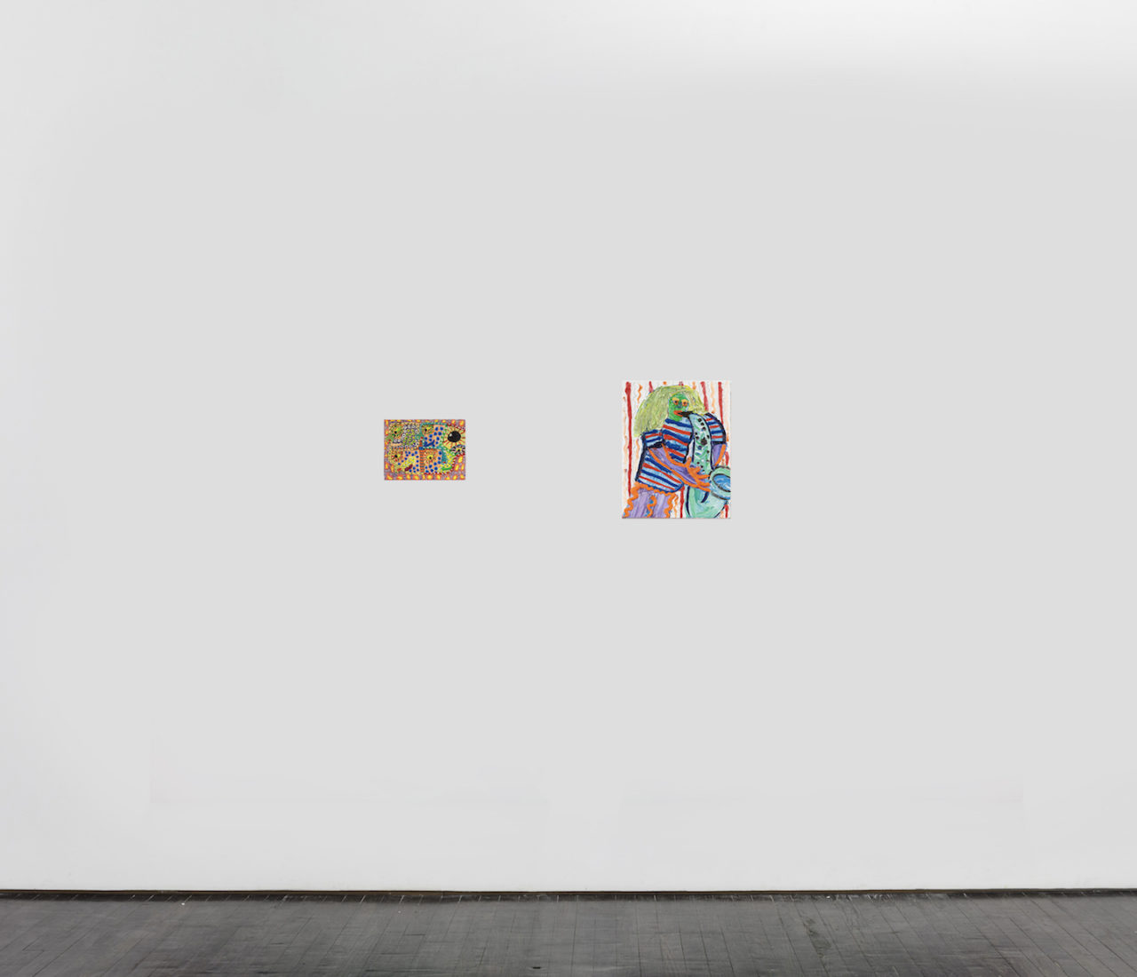 Noah's Ark | Installation view, Matthew Clifford Green