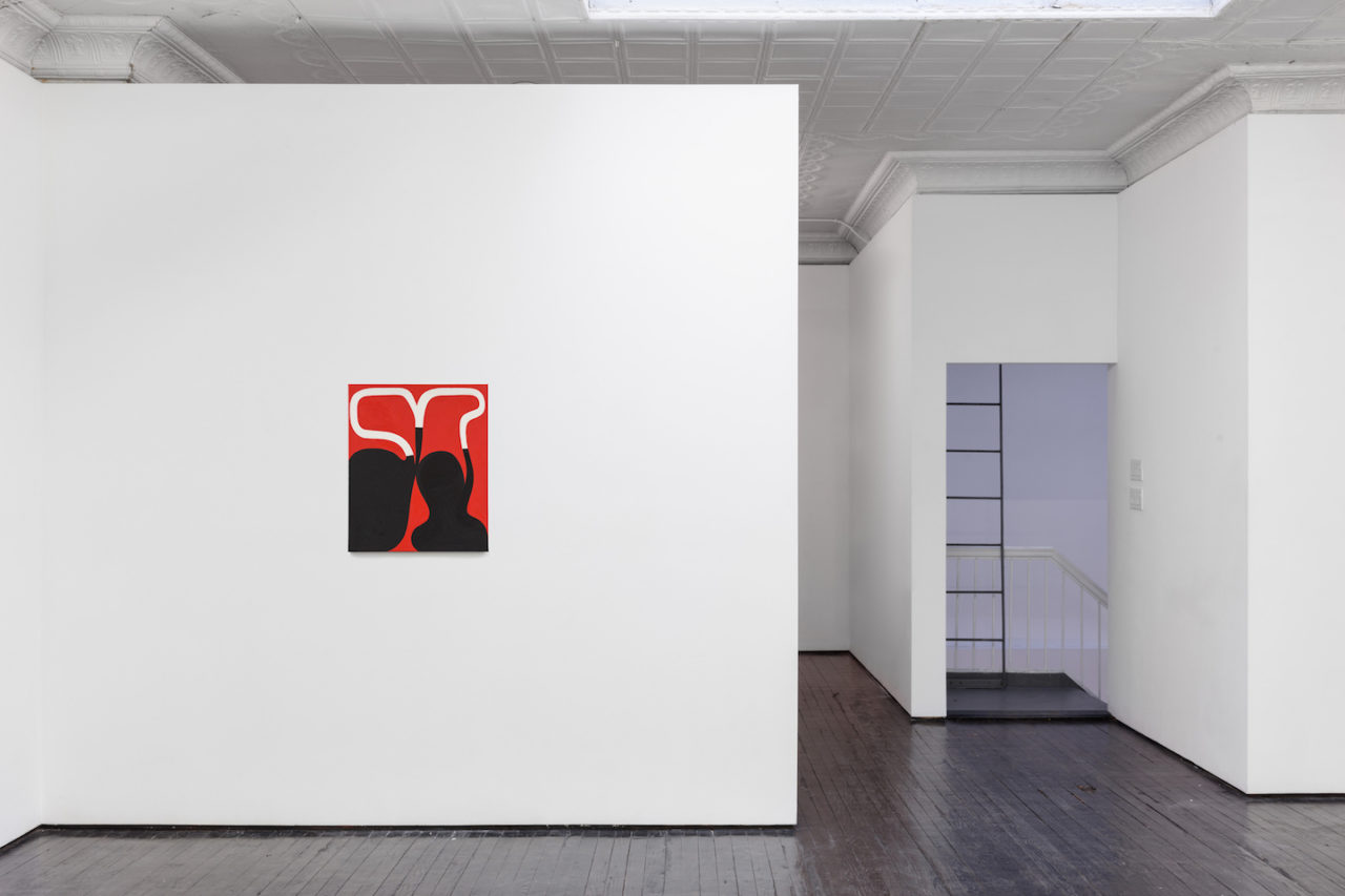 Paintings | Installation view, <i>5814</i>, 2013-2014