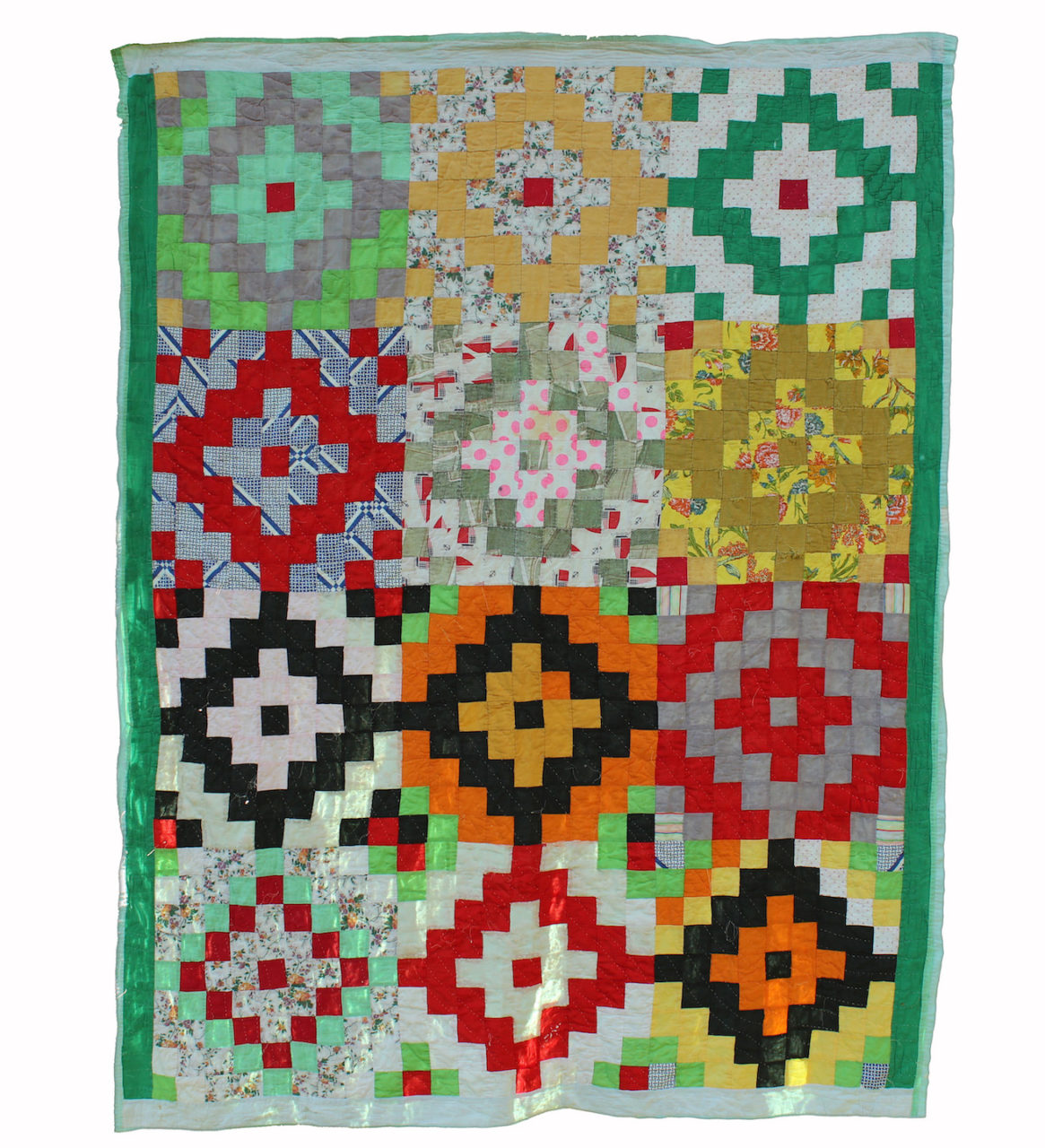 Gee's Bend Quiltmakers | Elouise Jackson