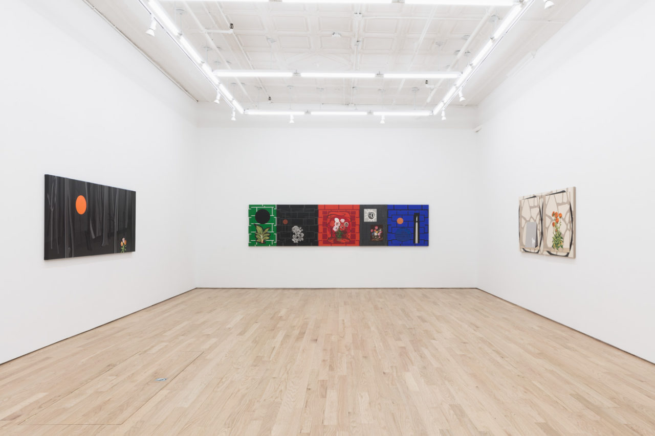 Everything Has a Crack | Installation view, Willie Stewart, <i>Everything Has a Crack</i>, 2021