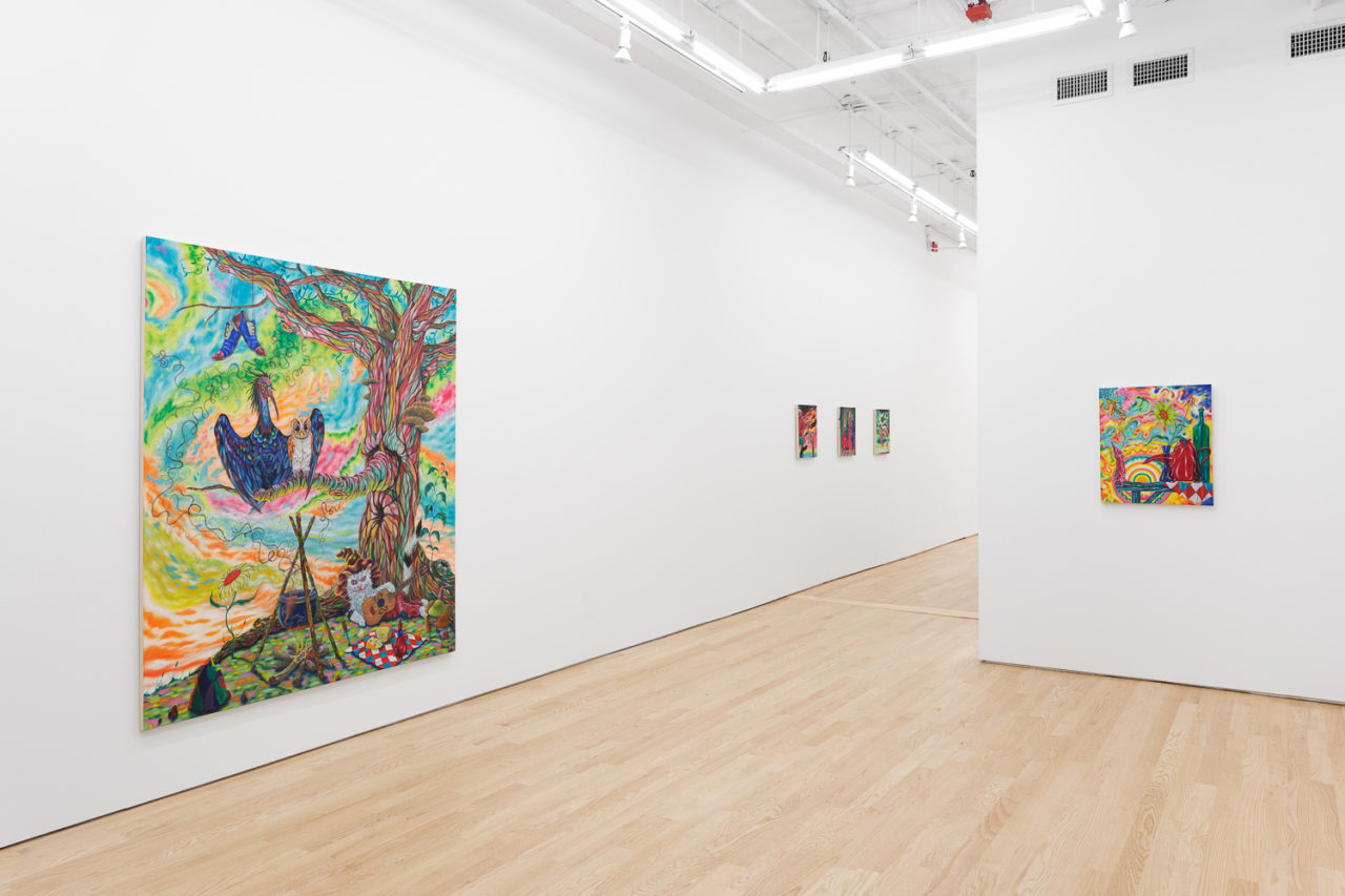 Blinded by choices | Installation view, Panayiotis Loukas, <i>Blinded by choices</i>, 2021