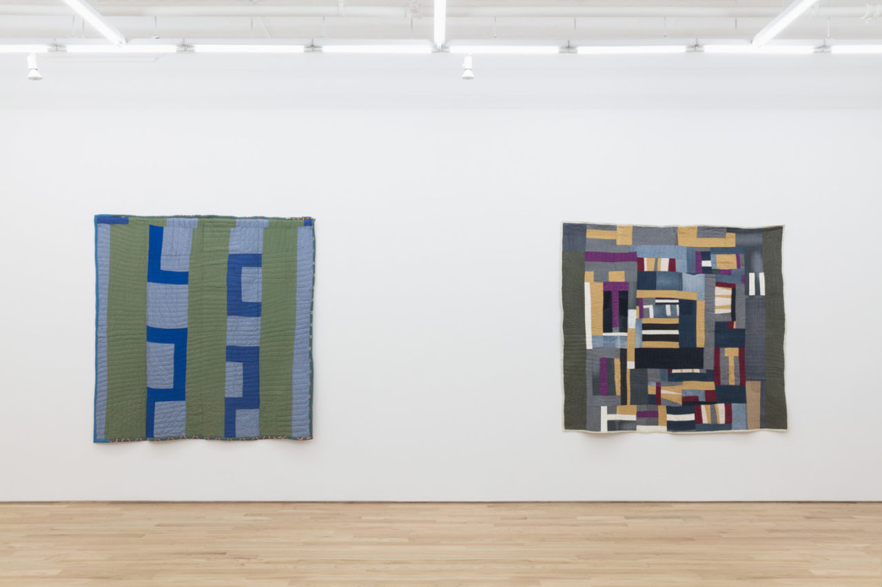 Piece of Mind | Installation view, Mary Lee Bendolph, <i>Piece of Mind</i>